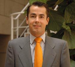 Eduardo Angulo, director de Lotus en IBM España, Portugal, Grecia e Israel