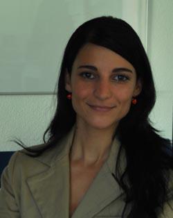 Rocío López, directora de Marketing de Exalead Iberia