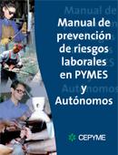 Manual de prevención de riesgos laborales en pymes y autónomos