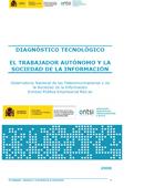 Diagnóstico tecnológico. El trabajador autónomo y la Sociedad de la Información 2008