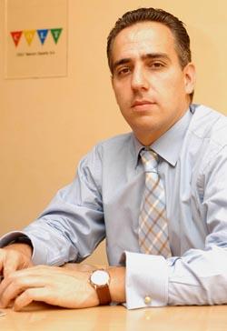 Javier González, director de Grandes Cuentas y AAPP de COLT Telecom