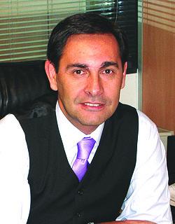 Santiago Méndez, director de la división Enterprise de Tech Data España