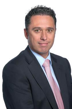 David Soto, vicepresidente de IBM Global Business Services