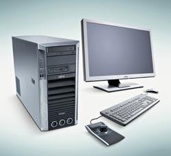 Workstation Fujitsu Celsius R550