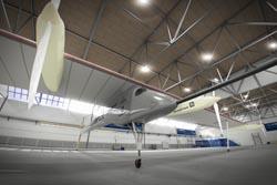 HB-SIA, el primer prototipo de avión solar