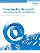 Copia de Seguridad y Restauración en un Entorno de Microsoft Exchange