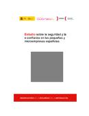 Estudio sobre la seguridad y la e-confianza en las pequeñas y microempresas españolas