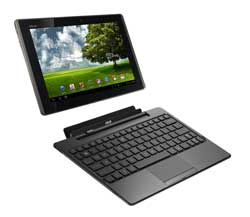 ASUS Eee Pad Transformer con Docking Station
