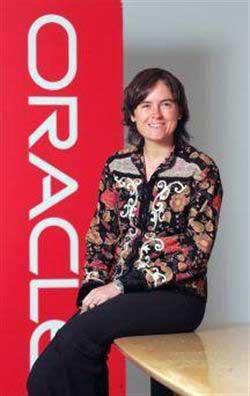 Almudena Capell, directora de Recursos Humanos de Oracle Ibérica
