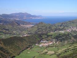 Imagen de recurso de la costa vasca