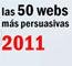 Las webs más persuasivas de 2011: las 11 claves a tener en cuenta