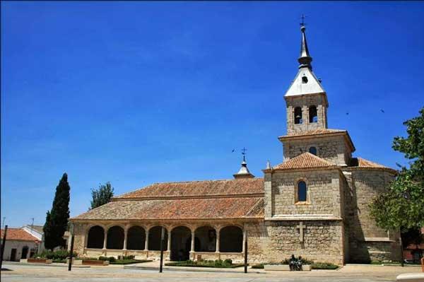 Iglesia de Torres de la Alameda