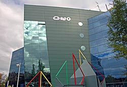 Sede de ONO en Madrid