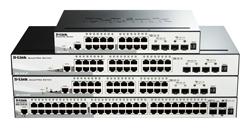 D-Link Switches Smart Pro Gigabit DGS-1510