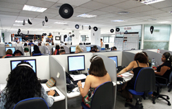 Contact Center de ICCS