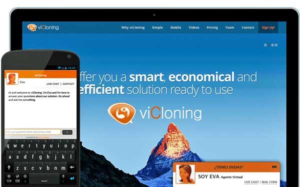 El asistente virtual viCloning, con la actualización Trigger, se convierte en un empleado proactivo