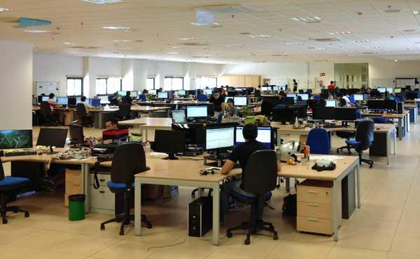 Centro de I+D de UNIT4 en Granada