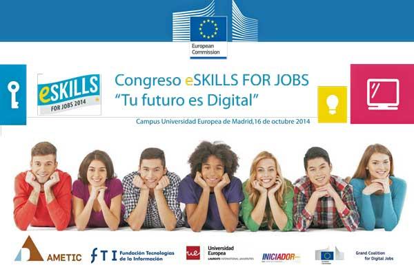 En la Campaña e-Skills for Jobs participan 30 países y está promovida por la Dirección General de Empresa e Industria de la Comisión Europea