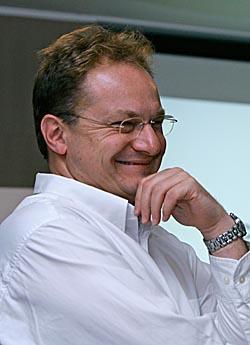 Alain Andreoli, presidente de Sun Europa