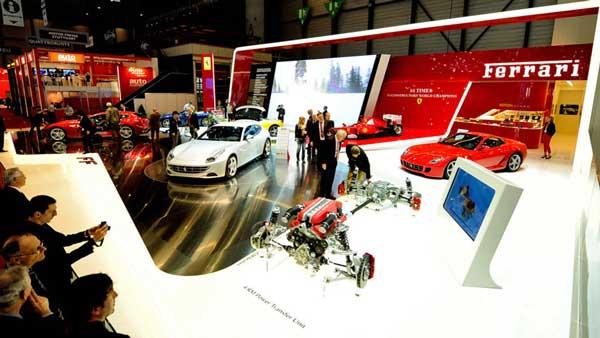 Ferrari logra con Infor S&OP responder con rapidez a los cambios y satisfacer las demandas de distribuidores y clientes