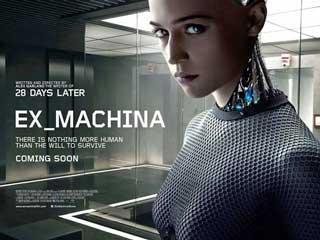 Martes, 21 de abril - Ex_Machina: ¿Superarán las máquinas al hombre? - Fujitsu y la Academia de Ingeniería colaboran en desarrollar, promover y difundir la ingeniería