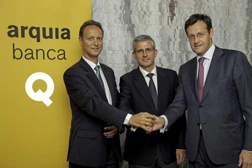Big Data: Arquia Banca implanta un 'core' bancario completo sobre tecnología SAP HANA